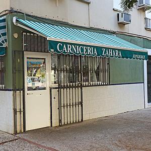 Carnicería Zahara