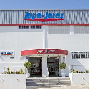 Nuevas instalaciones de Jupe